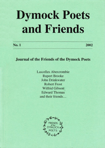 Dymock Poets and Friends journal cover